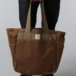 filson canvas tote bag