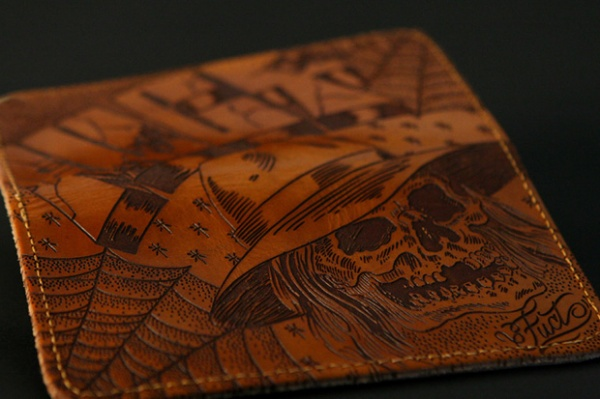 fuct x repop mfg collection 1 Fuct x Repop Mfg Capsule Bifold Wallet