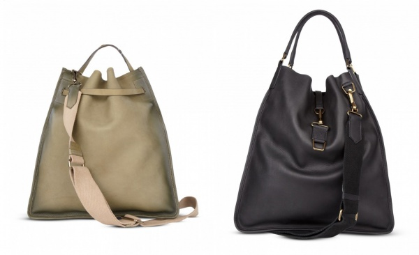 Burberry Sprayed Explorer Leather Messenger and Tote Bags01 Burberry Sprayed Explorer Leather Messenger and Tote Bags