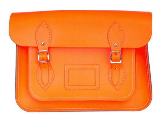 "CAMBRIDGE SATCHEL COMPANY ""Fluo"" – Bag Series"