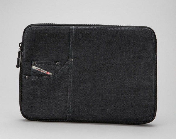 Diesel Denim 13 Inch Laptop Sleeve 1 Diesel Denim 13 Inch Laptop Sleeve