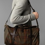 Filson Small Wool Duffel Bag