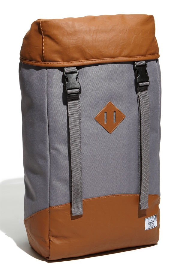 Herschel Supply Co. Narrow Backpack01 Herschel Supply Co. Narrow Backpack