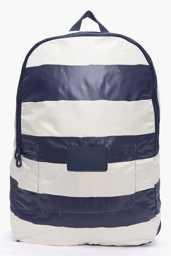 Marc Jacobs Packables Striped Backpack Marc Jacobs Packables Striped Backpack
