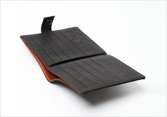 Parabellum Bison Leather Officer Wallet01 Parabellum Bison Leather Officer Wallet