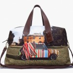 Paul Smith Mini On Location holdall