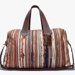 Paul Smith 'Torn Paper Stripe' Carry All