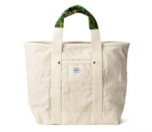 Porter x fennica Rag Handle Tote Bag Porter x fennica Rag Handle Tote Bag