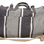 T.K. Garment Supply Striped Weekender Bag05 150x150 T.K. Garment Supply Striped Weekender Bag