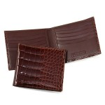 Trafalger Genuine Alligator Wallet