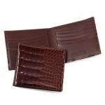 Trafalger Genuine Alligator Wallet