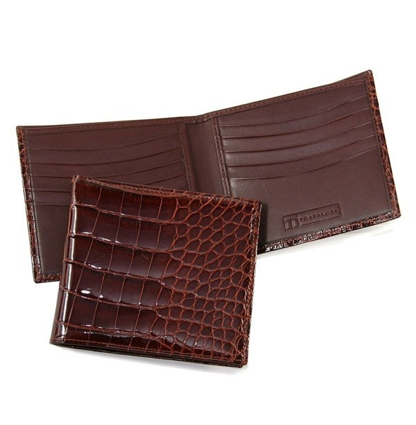 Trafalger Genuine Alligator Wallet Trafalgar Genuine Alligator Wallet