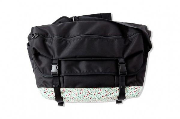 liberty cash ca messenger bag Liberty x CASH CA Messenger Bag