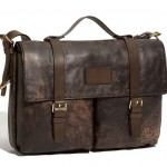 marc by marc jacobs distressed leather messenger bag