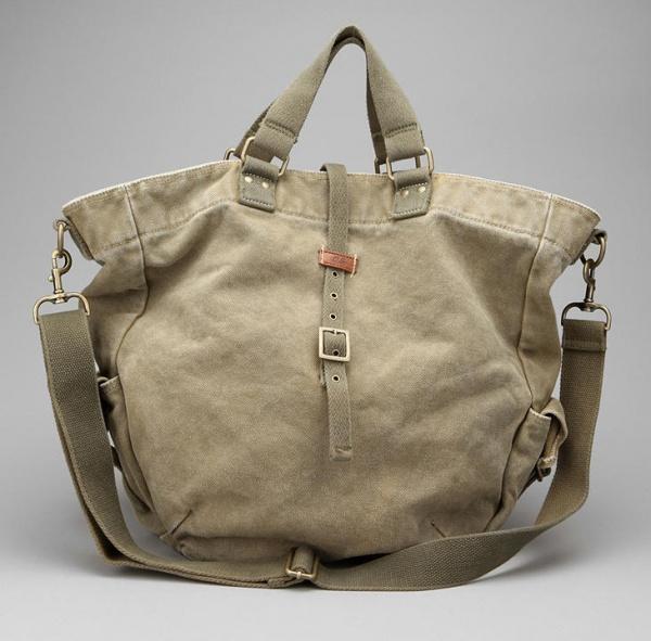 55DSL Waterloo Shoulder Bag 1 55DSL Waterloo Shoulder Bag