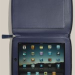 Burberry Check Embossed Patent Leather iPad Cover 2 150x150 Burberry Check Embossed Patent Leather iPad Cover