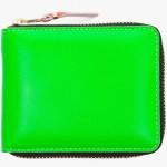 Comme Des Garcons Super Fluorescent Wallet01