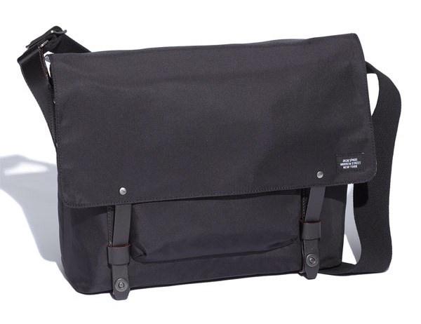 Jack Spade Drill Nylon Messenger Bag Jack Spade Drill Nylon Messenger Bag
