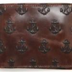 Jack Spade Embossed Anchor Wallet 150x150 Jack Spade Embossed Anchor Wallet