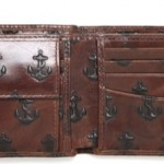 Jack Spade Embossed Anchor Wallet 2 150x150 Jack Spade Embossed Anchor Wallet
