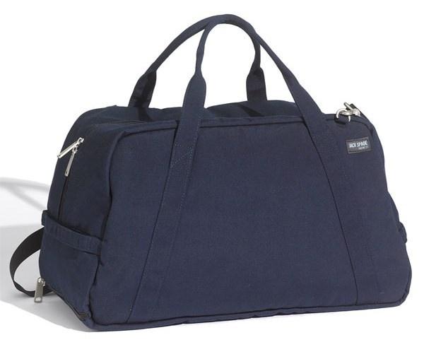 Jack Spade Nylon Canvas Gym Bag Jack Spade Nylon Canvas Gym Bag