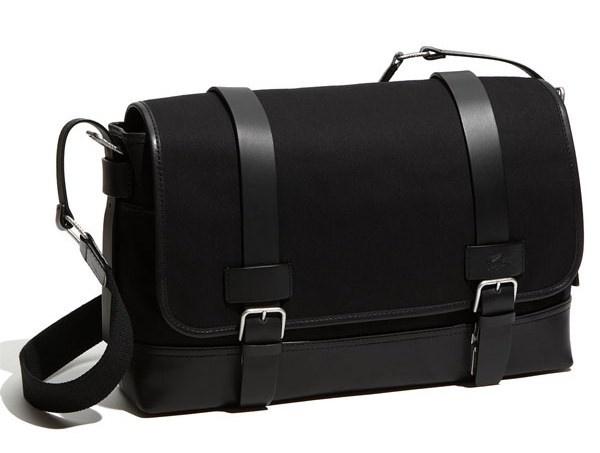 Lacoste Fitzgerald Messenger Bag01 Lacoste 'Fitzgerald' Messenger Bag
