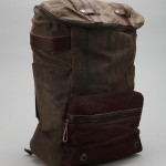 Levi's Waxed Canvas Rucksack