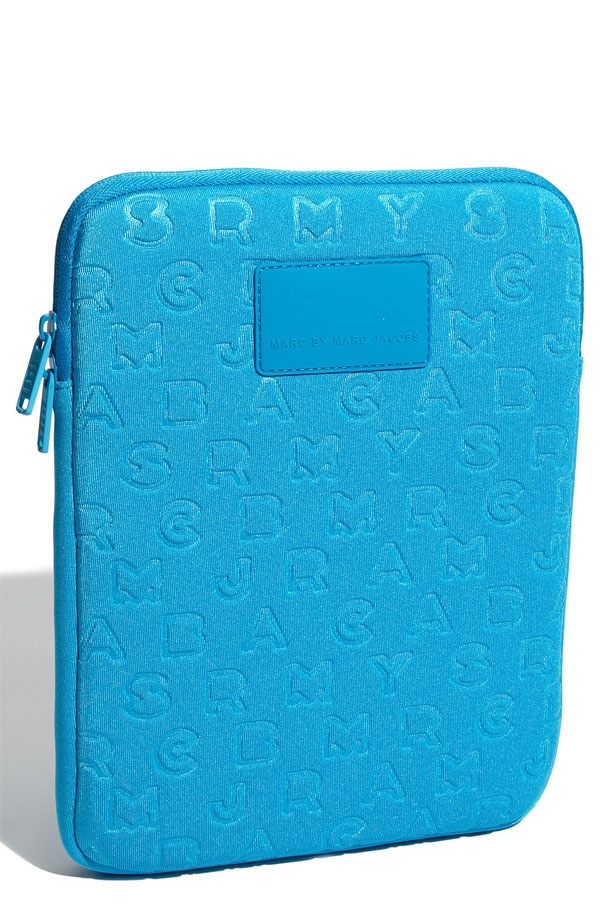 MARC BY MARC JACOBS Jumble Logo iPad Cover Marc by Marc Jacobs Jumble Logo iPad Cover