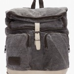 Marc by Marc Jacobs Canvas Backpack01