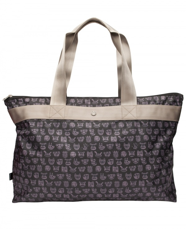 Paul Smith Monster Print Tote Paul Smith Monster Print Tote