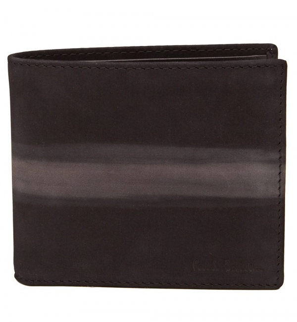 Paul Smith Ombre Leather Wallet01 Paul Smith Ombre Leather Wallet