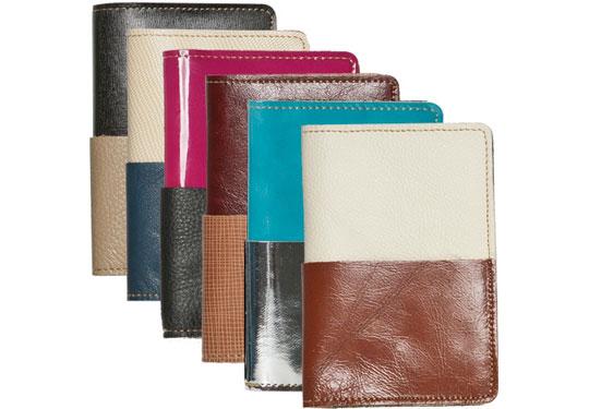 Poketo Upcycled Leather Passport Case01 Poketo Upcycled Leather Passport Case