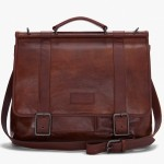 Rag & Bone Leather Briefcase 1