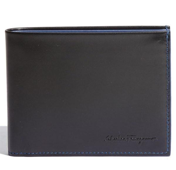 Salvatore Ferragamo New Apogeo Bifold Wallet01 Salvatore Ferragamo 'New Apogeo' Bifold Wallet