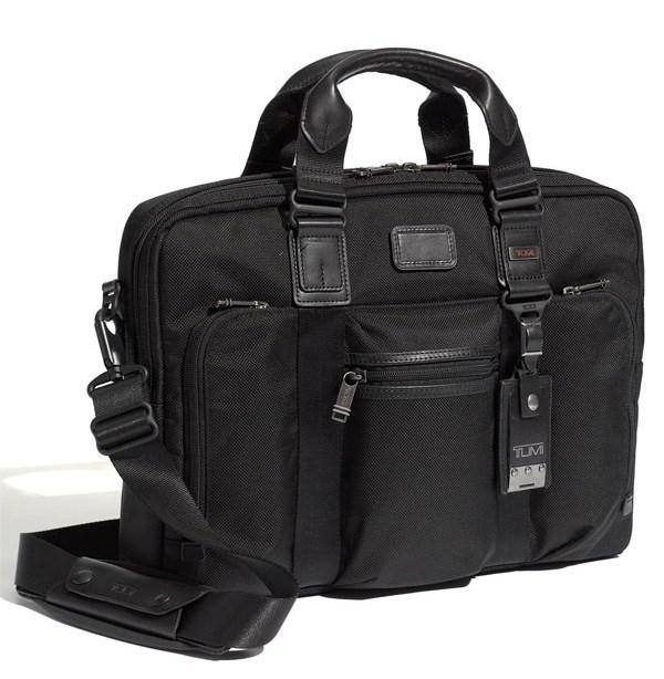 Tumi McNair Slim Briefcase Tumi McNair Slim Briefcase