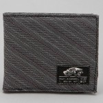 Vans Broker Herringbone Wallet