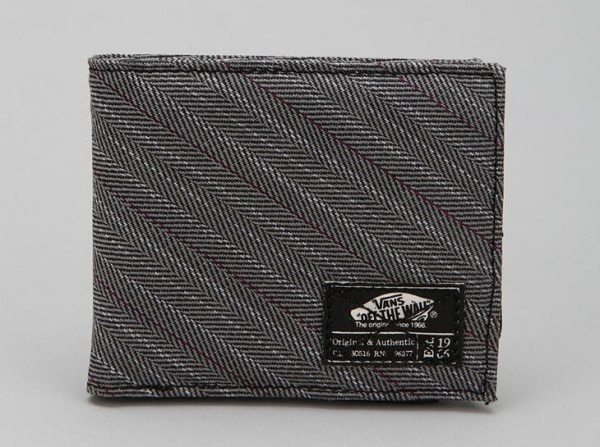 Vans Broker Herringbone Wallet Vans Broker Herringbone Wallet