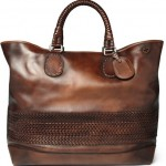 gucci woven holdall bag 5 150x150 Gucci Woven Leather Holdall