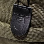 Bape Ape Head Patch Bag4 150x150 Bape Ape Head Patch Day Bag
