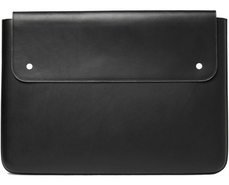 Bill Armberg Leather Laptop Case1 Bill Amberg Leather Laptop Case