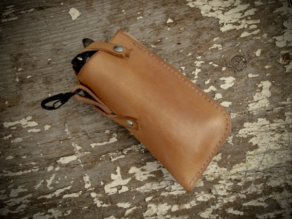 Draught Leather Glasses Case Draught Dry Goods Leather Glasses Case