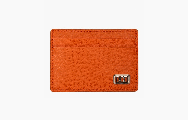 Dsquared2 Orange Card Holder Dsquared2 Orange Card Holder