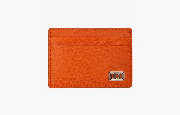 Dsquared2 Orange Card Holder Dsquared2 Orange Card Holder