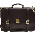 Filson Leather Satchel
