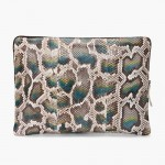 Lanvin Python Carryall Pouch 1 150x150 Lanvin Python Carryall Pouch
