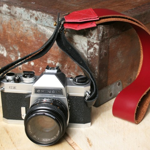 Leather Camera Straps from Magpie Accessories 5 Leather Camera Straps from Magpie Accessories