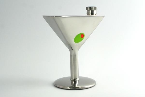 Martini Flask Martini Flask