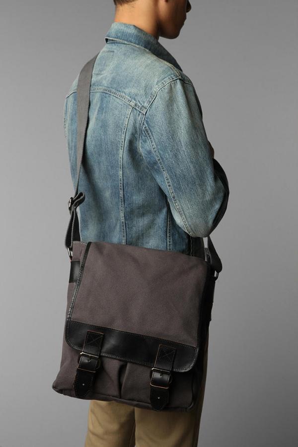 North South Messenger Bag 1 North South Messenger Bag