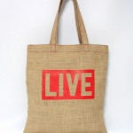 PORTER & B Jirushi Yoshida Collaborate with Rock Steady for Live Tote