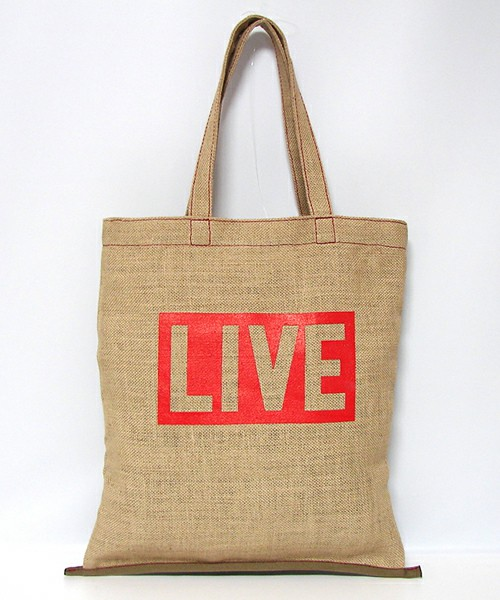 PORTER B Jirushi Yoshida Collaborate with Rock Steady for Live Tote PORTER & B Jirushi Yoshida Collaborate with Rock Steady for Live Tote